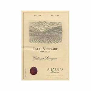 Araujo Estate Eisele Vineyard 1993 Cabernet Sauvignon
