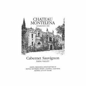 Chateau Montelena Estate 1996 Cabernet Sauvignon