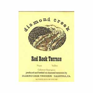 Diamond Creek Red Rock Terrace 2000 Cabernet Sauvignon