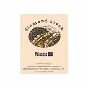 Diamond Creek Volcanic Hill 2001 Cabernet Sauvignon