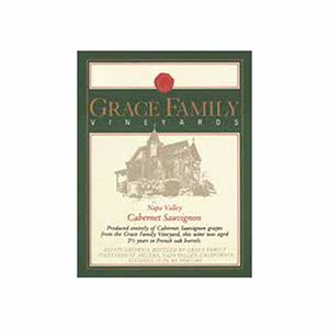 Grace Family Vineyards 2010 Cabernet Sauvignon