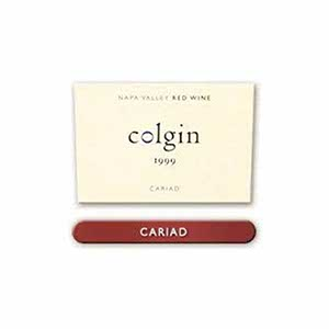 Colgin Cellars Cariad 2002 Proprietary Red