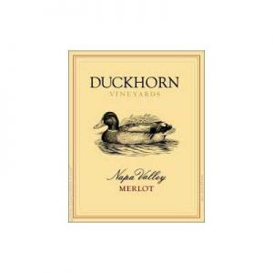 Duckhorn Vineyards Napa Valley 2004 Merlot