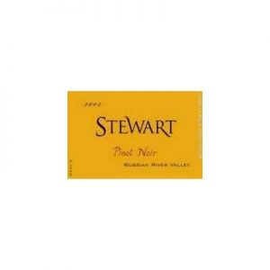 Stewart Cellars Russian River Valley 2008 Pinot Noir