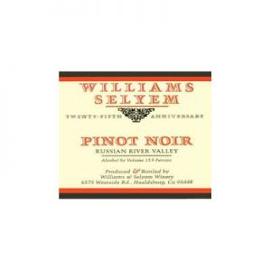 Williams Selyem Russian River Valley 2012 Pinot Noir
