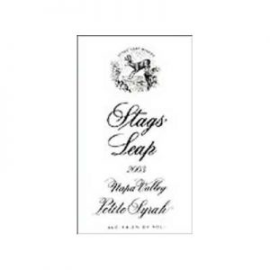 Stag's Leap Winery 2003 Petite Sirah