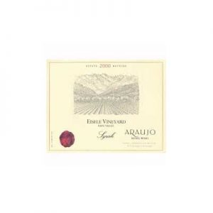 Araujo Estate Eisele Vineyard 2011 Syrah