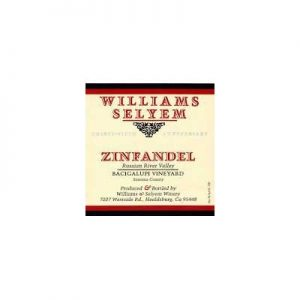 Williams Selyem Bacigalupi 2007 Zinfandel