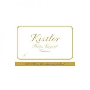 Kistler Vineyards Hudson Vineyard 2015 Chardonnay