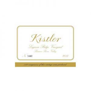 Kistler Vineyards Laguna Ridge Vineyard 2015 Chardonnay