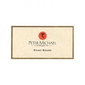 Peter Michael Point Rouge 2012 Chardonnay