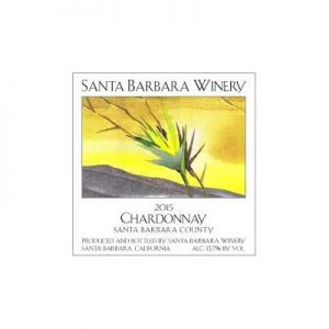 Santa Barbara Winery 2015 Chardonnay