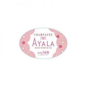 Ayala Rose No. 8 Brut NV