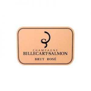 Billecart Salmon Brut Rose NV With Glasses