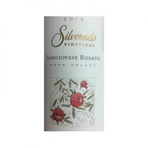 Silverado Vineyards Sangiovese 2014 Rose