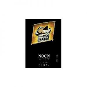 Noon Reserve 2006 Shiraz