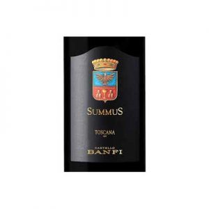 Castello Banfi Summus 1999