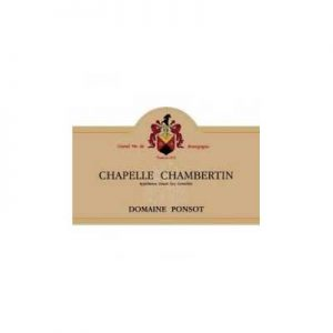 Domaine Ponsot Chambolle Musigny 1er Cru 'Les Charmes' 2012