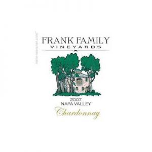Frank Family Vineyards 2015 Chardonnay 375ml