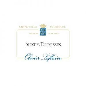 Domaine Leflaive Auxey Duresses 2016