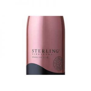 Sterling Vineyards Sparkling Rose 2016