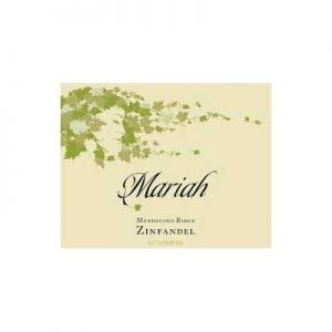 Mariah Vineyards 1997 Zinfandel