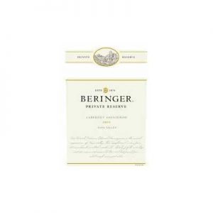 Beringer Vineyards Private Reserve 2015 Cabernet Sauvignon