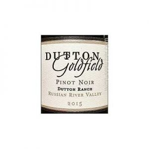 Dutton Goldfield Dutton Ranch 2016 Pinot Noir