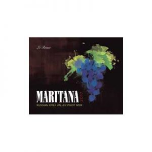Maritana Vineyards Le Russe 2017 Pinot Noir