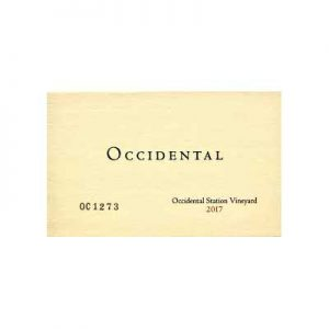 Occidental Occidental Station Vineyard 2016 Pinot Noir