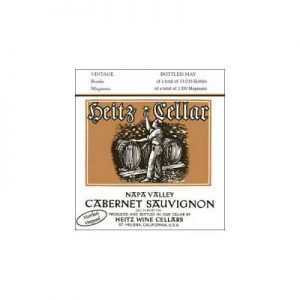 Heitz Cellar Martha's Vineyard 2009 Cabernet Sauvignon