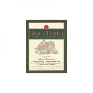Grace Family Vineyards 2013 Cabernet Sauvignon 1L