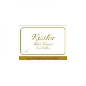 Kistler Vineyards Cuvee Cathleen 2017 Chardonnay