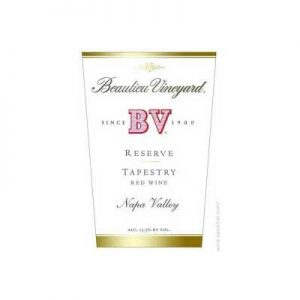 Beaulieu Vineyard Bv Reserve Tapestry 2015 Proprietary Red
