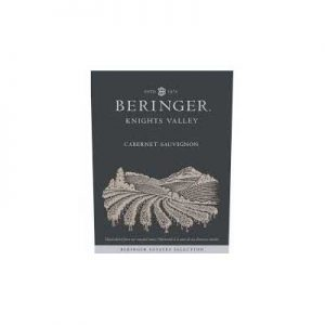 Beringer Vineyards Knights Valley Reserve 2015 Cabernet Sauvignon