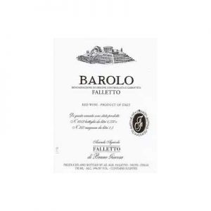 Falletto di Bruno Giacosa Falletto 2000 Barolo Docg