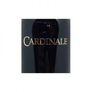 Cardinale Estate 2001 Proprietary Red