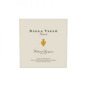 Dalla Valle Vineyards 2001 Cabernet Sauvignon