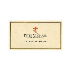 Peter Michael Le Moulin Rouge 2002 Pinot Noir