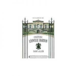 Chateau Leoville Las Cases 1986