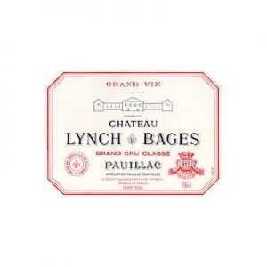 Chateau Lynch Bages 1982