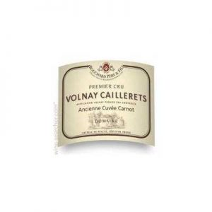 Domaine Bouchard Pere Et Fils Caillerets Ancienne Cuvee Carnot, Volnay Premier Cru 1997