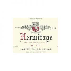 Domaine Jl Chave Hermitage Rouge 2001